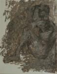 Etude grise4 50x65  2011