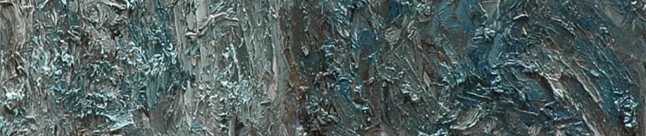 Gouffre de bleu 65x81 2010
