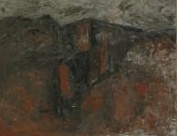 falaise 65x50 2009