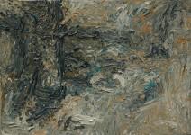 P2 Huile sur toile  70x50 2012