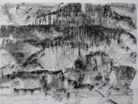 pestera piatra altarului 2 charcoal 30x40 2016