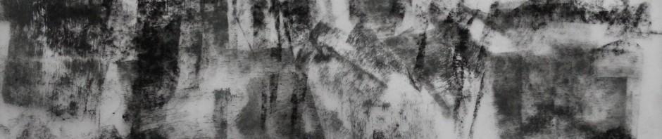 pestera piatra altarului 4 charcoal 30x40 2016